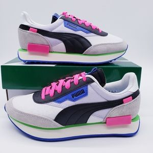 Puma Future Rider Play On Retro Shoes